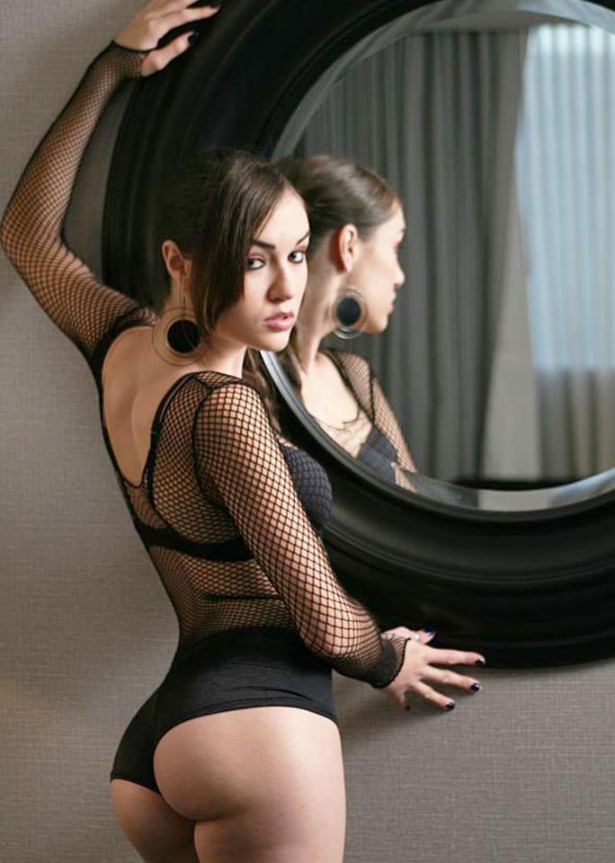 Sasha Grey mirror