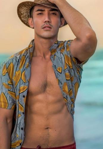 hawail-men